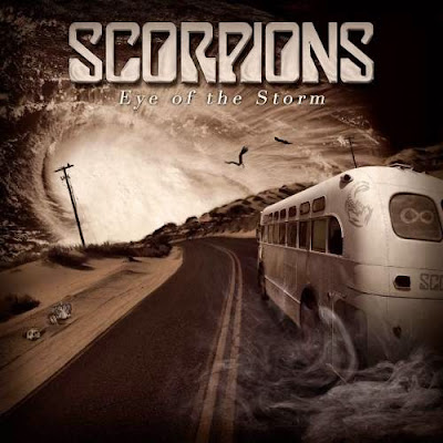 Scorpions - Eye Of The Storm artwork