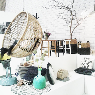 Salon Maison&Objet / HKliving / Blog Atelier rue verte /