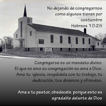 AMA TU CONGREGACION
