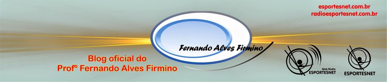 Profº Fernando Alves Firmino