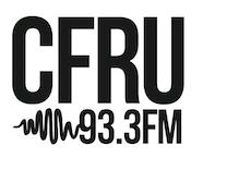 CFRU 93.3 FM, Guelph Ontario Canada