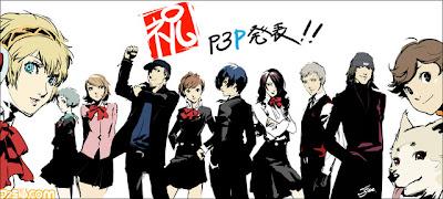 persona 3 anuncio película anime 2012