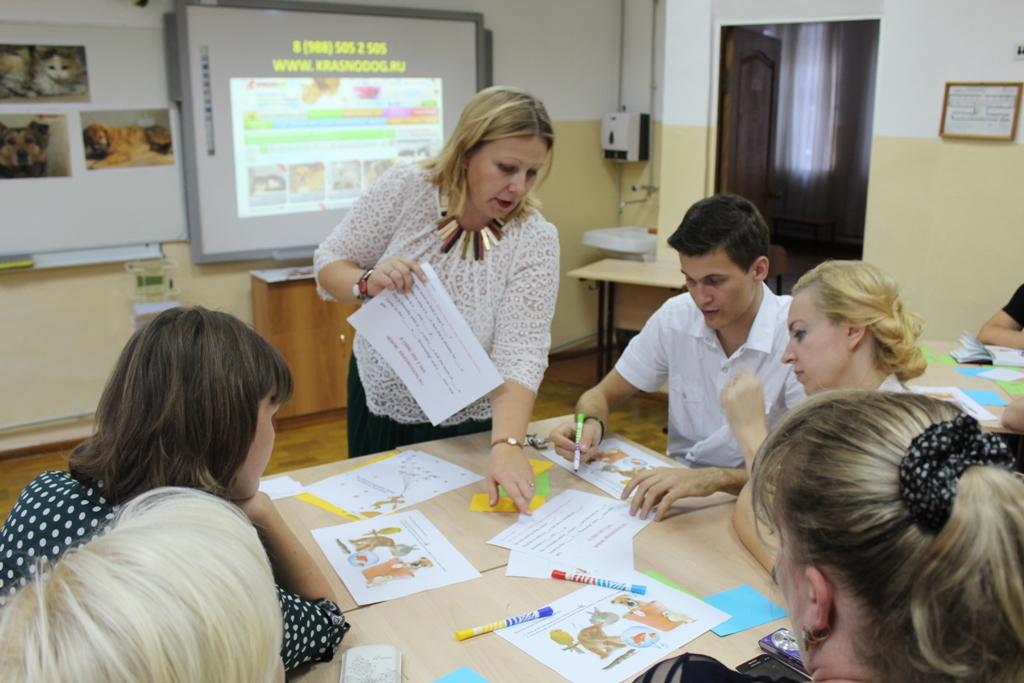знакомство с учениками на английском