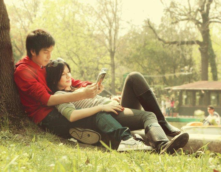 Truyện ngắn:Vượt qua tuổi tác... để mà yêu nhau