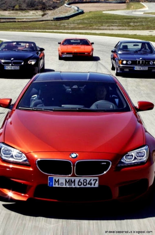 Bmw cars outdoors roads vehicles m6 gran coupe wallpaper  45574