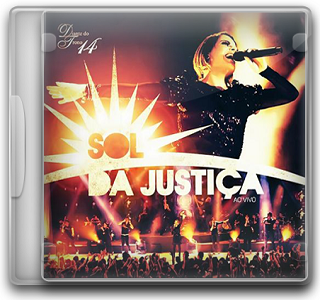 Diante do Trono - O Sol da Justi�a Vol. 14  (Playback)