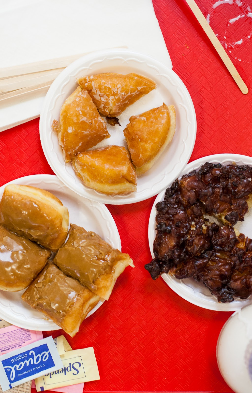 Bob's Donut • LA Farmers Market / blog.jchongstudio.com