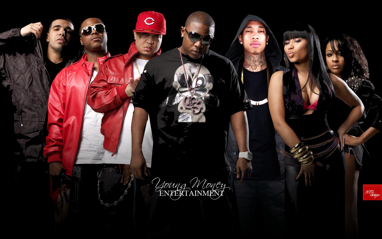 Young Money Crew 2015