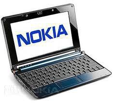 Laptop Nokia Booklet 3g netbook Rp 3,500,000,-