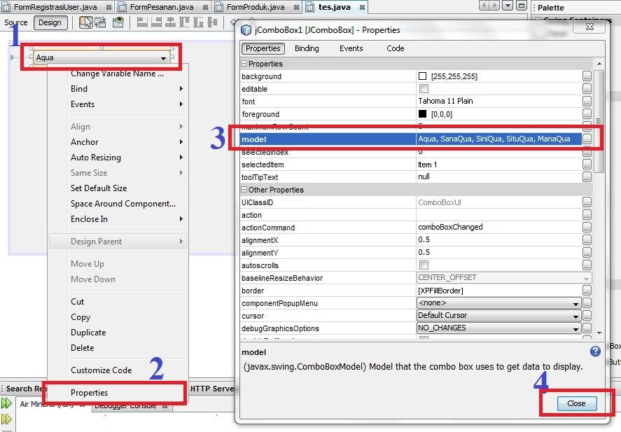 Coding Sederhana: Menampilkan Field dari Tabel MySQL pada