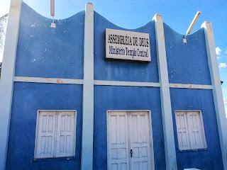 IGREJA ASSEMBLEIA DE DEUS-TEMPLO CENTRAL DE SÃO JOSÉ DO TORTO