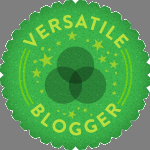 Este blog ha recibido el premio Versatile