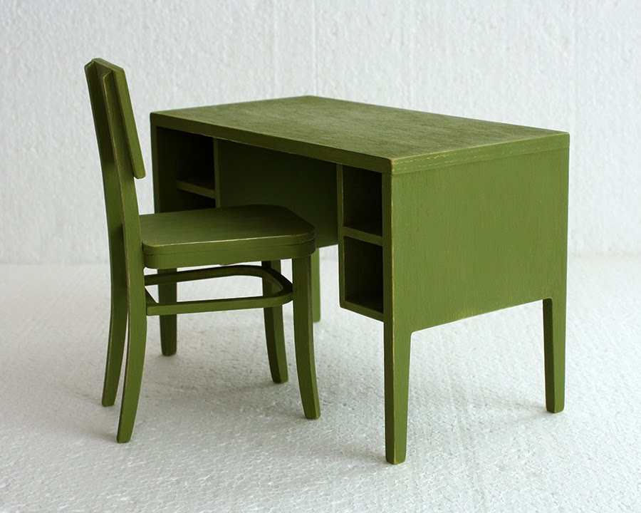 furniture for playscale dolls by minimagine