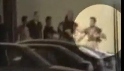 escandalo jugadores chilenos peleando en un bar