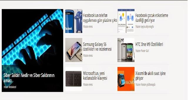 Türkiyenin En Popüler Teknoloji ve İnternet Blog'u Webduzzi