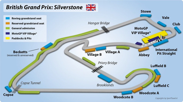 IP Switch: Where to Watch Silverstone MotoGP 2015 Live Streaming