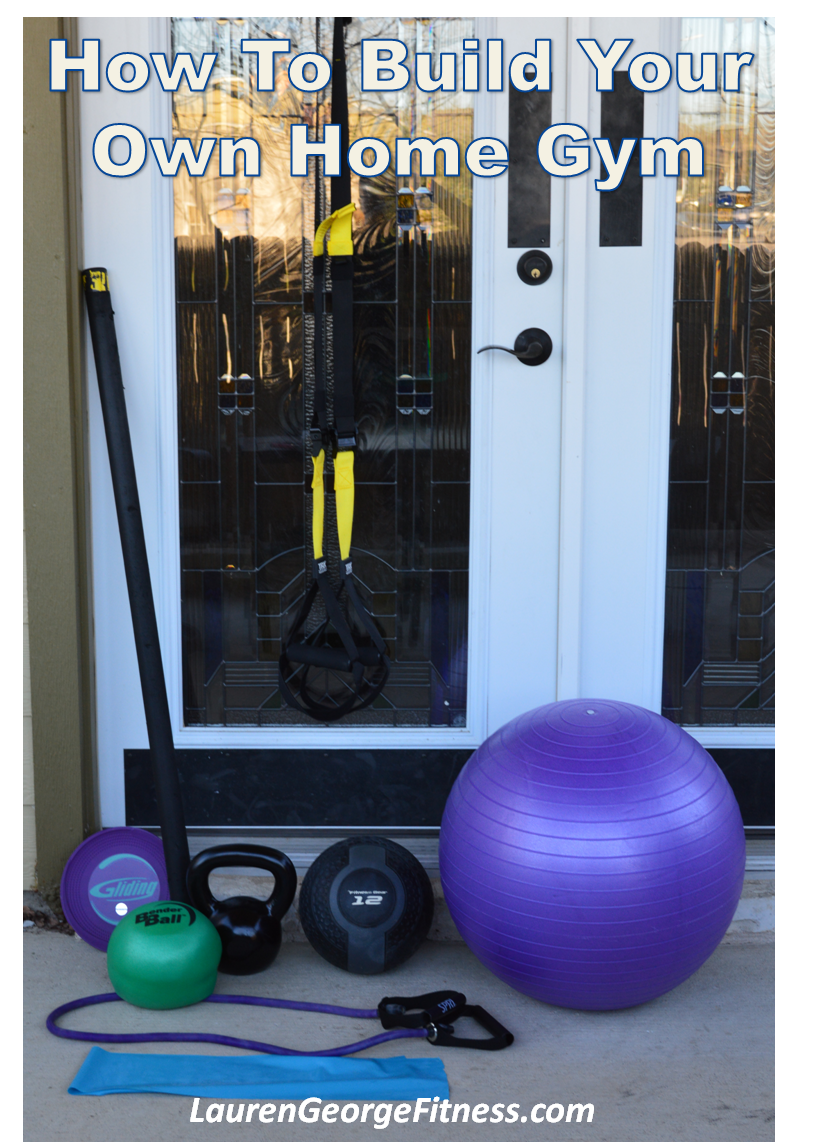 building your own home gym fun fit and fabulous. Black Bedroom Furniture Sets. Home Design Ideas