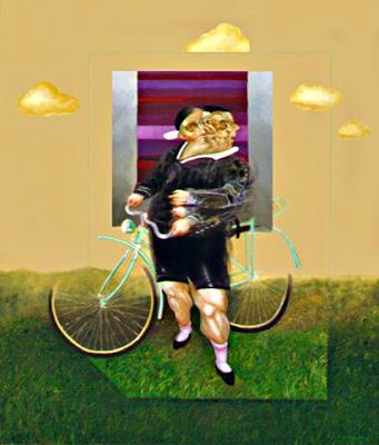 Gonzalo Cienfuegos, El Ciclista