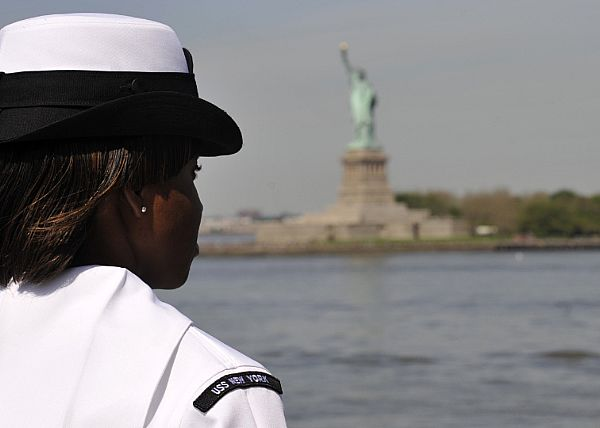It is Fleet Week in New York City, and I'd like to highlight two items I ...