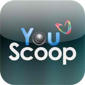 YouScoop for iPhone, iPod, iPad