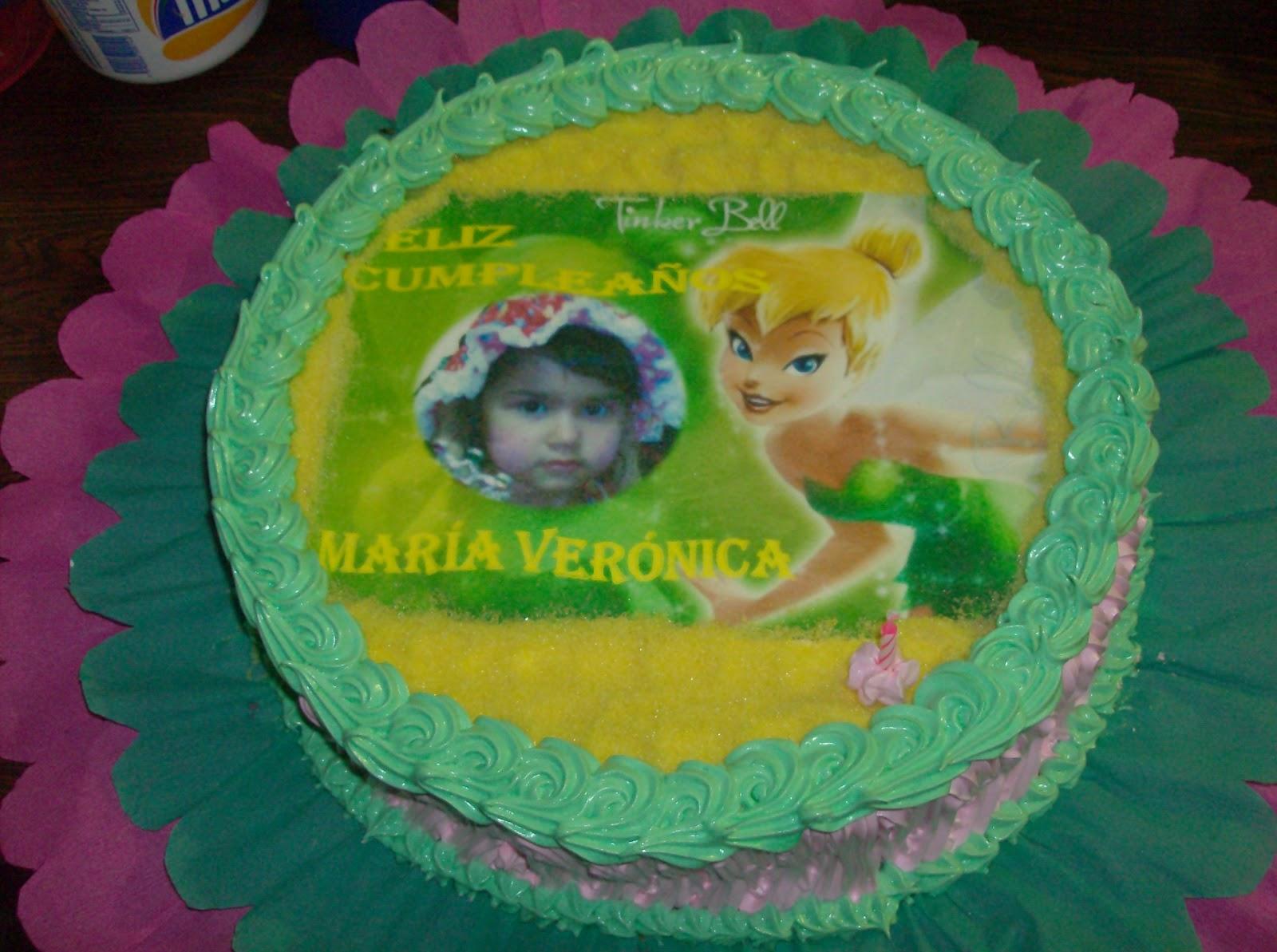 Tortas decoradas de campanita - Imagui