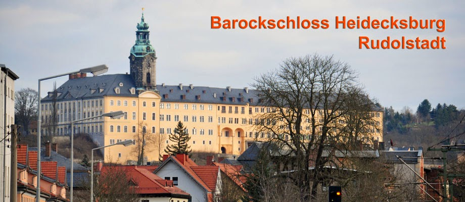 Residenzschloss Heidecksburg Rudolstadt