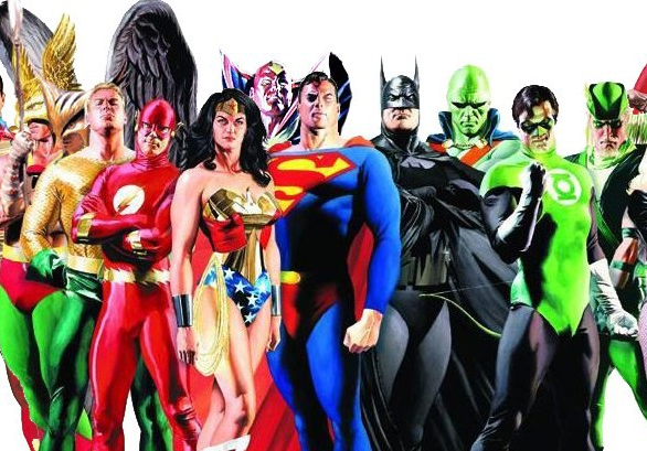 Warner Bros Announces 11 New DC Superhero Films