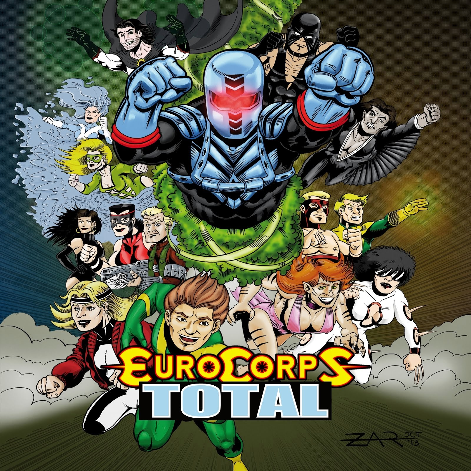 Eurocorps Total
