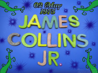 James Collins Jr May 2 1975