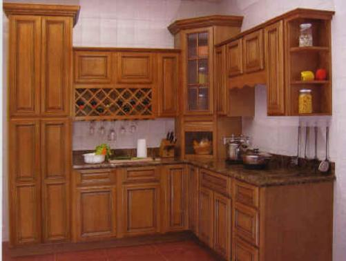 ... Kerala Style Wooden Kitchen Furniture Designs, Kitchen Furniture  Designs For Small House ,Kitchen Cabinets In Calicut , Kitchen Cabinet  Works In Cochin ...