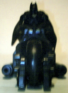 Front of Batman Begins Armored Speed Bike
