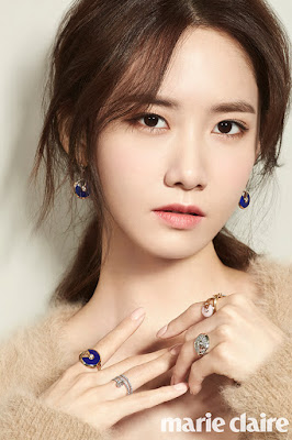 Yoona SNSD Girls Generation Marie Claire November 2015