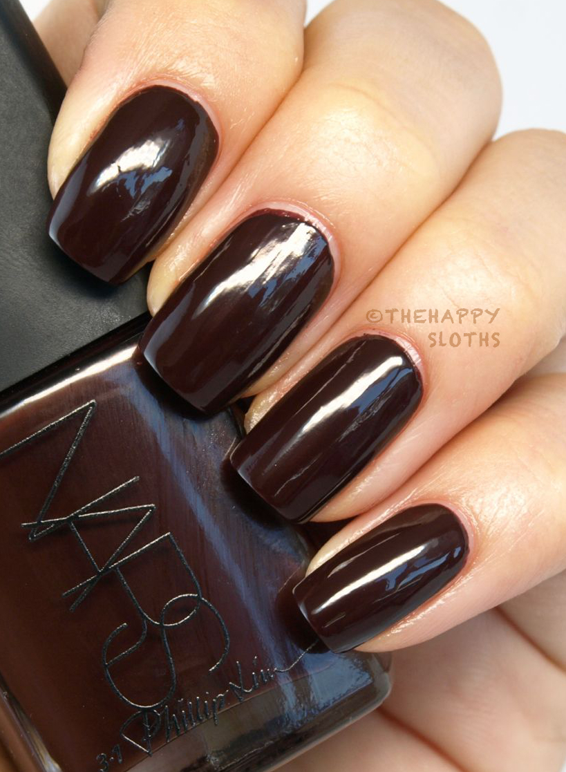 NARS 3.1 Phillip Lim Collection Nail Polish in Other Side: Review and Swatches