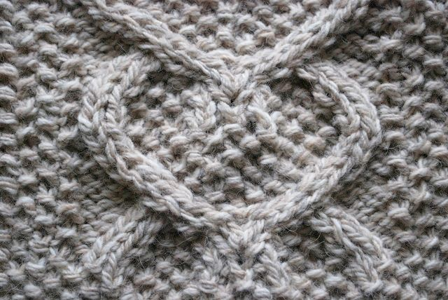 How to knit cables without cable knitting needles | Video