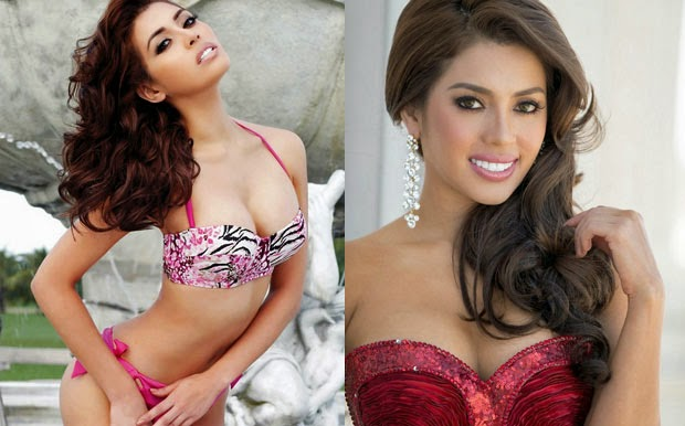Miss Philippines Mary Jean Lastimosa