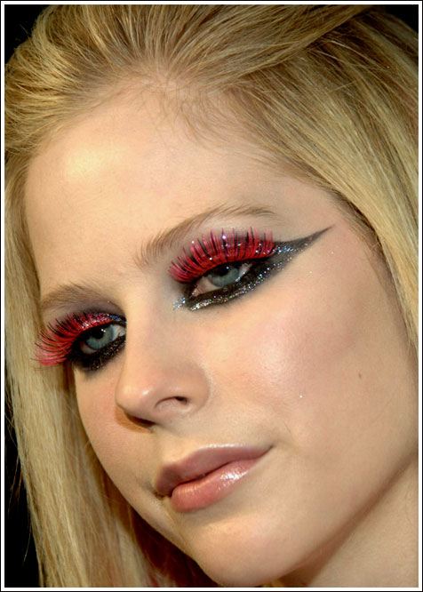 look avril lavigne