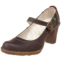 El Naturalista N521 Mary Jane Pump