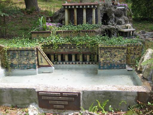 Seven Wonders Of The World Hanging Gardens Of Babylon Al Hillah Iraq
