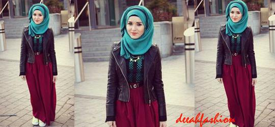 Baju Muslim Gaya Sporty Tips Fashion