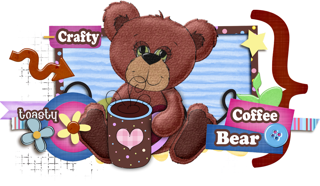 Crafty Coffee Bear