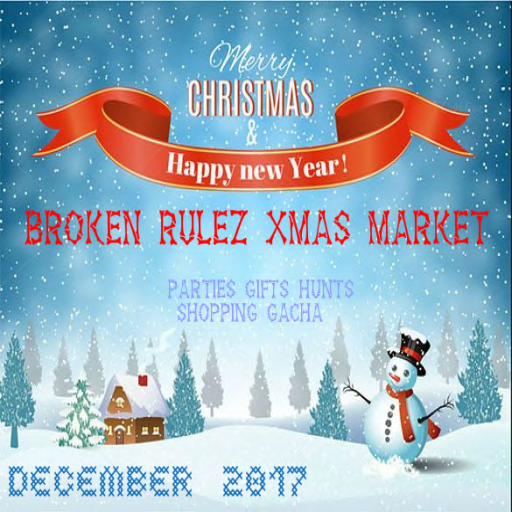 Broken Rulez Xmas Market