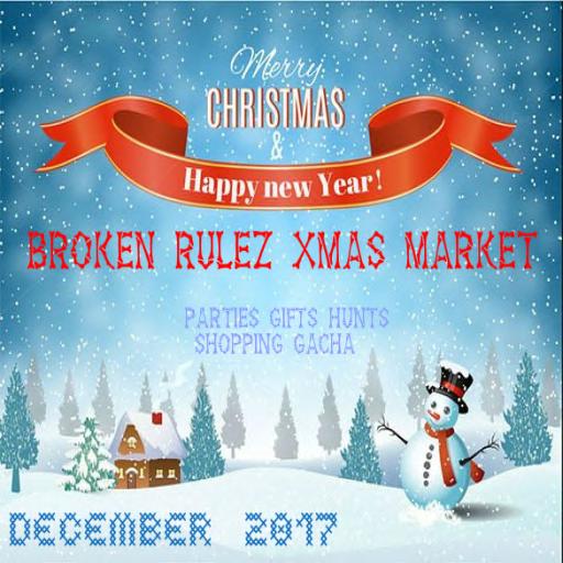 Broken Rulez Xmas Market