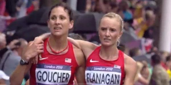 Down the Backstretch: A Kara Goucher Bronze Medal Scrapbook