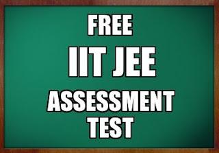 FREE IIT JEE Test