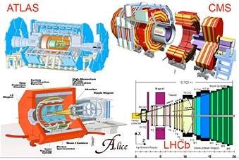 LHC detecta partícula alternando de matéria para antimatéria