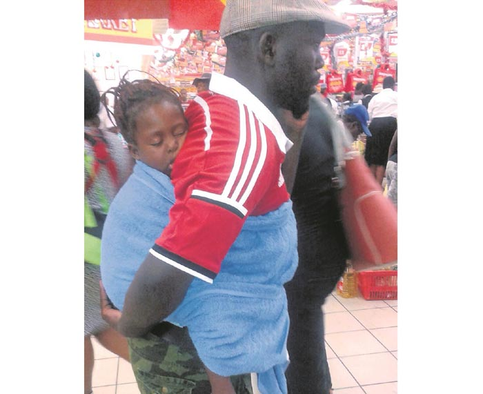 Aww! Check Out What This Man Did With His Daughter (Photo)