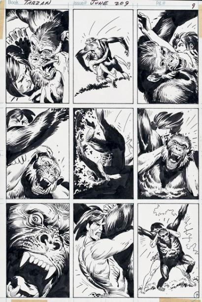 Artist's Showcase: Joe Kubert