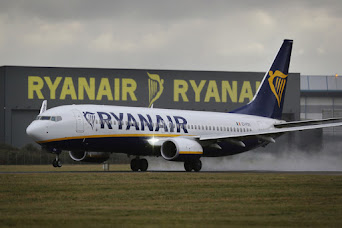 Vomiting Ryanair passengers refuse to get back on plane after Storm Ewan turbulence