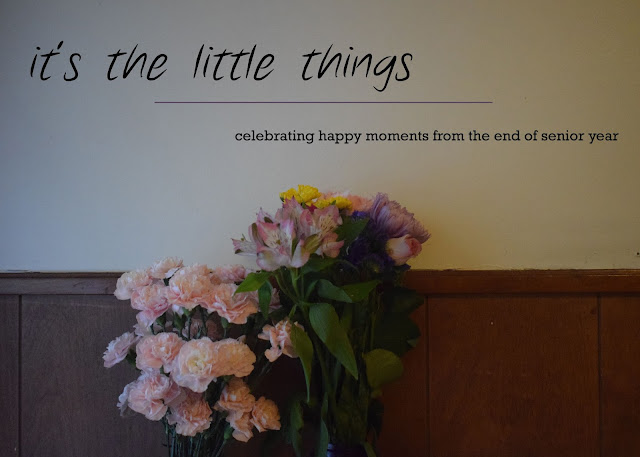 It's the Little Things | Pennies & Paper Blog