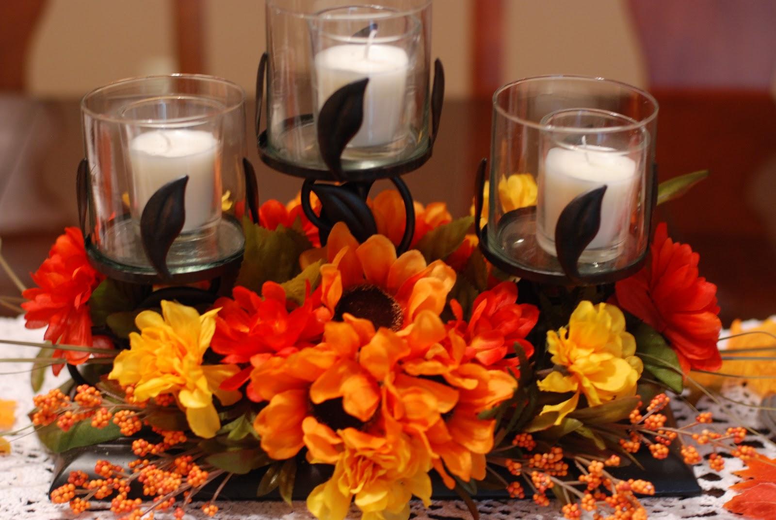 Treats And Treasures Fall Harvest Decorations